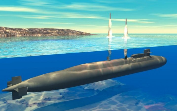 AI Controlled Submarines Are Developed By The US Navy