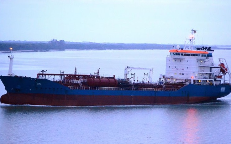 Product tanker Alheera was attacked by pirates in the Gulf