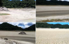 Another Lake Disappears in Mexico Now in the Selva Lacandona in Chiapas [Video]