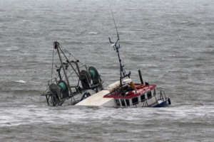 Atlantic Osprey sank