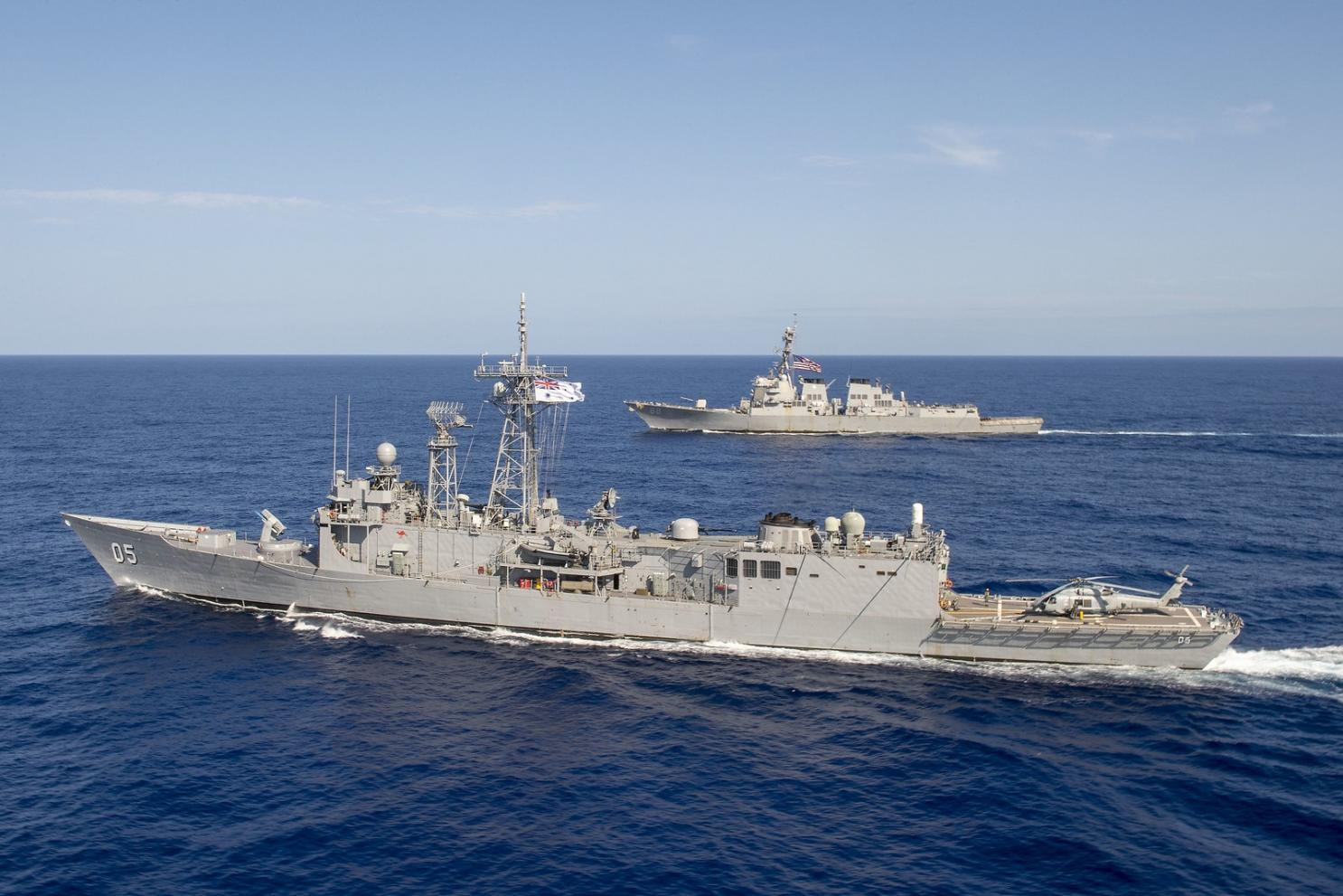 Ballistic Missiles and How Iran Could Go to War Against the United States Navy