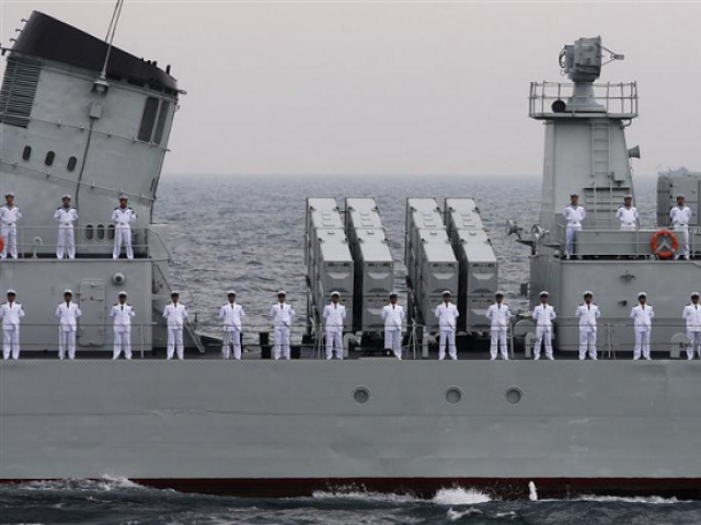 Beijing Flexes Military Muscle On Navy Anniversary As China To Show New Warships