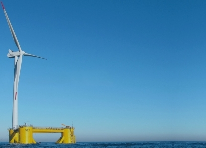 California Disembarks in the Offshore Wind Race with a 100 MW Floating Fleet