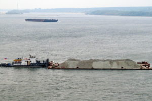Cargo barge NGSP-313