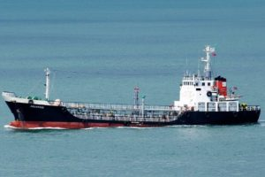 Chemical tanker Aquarius