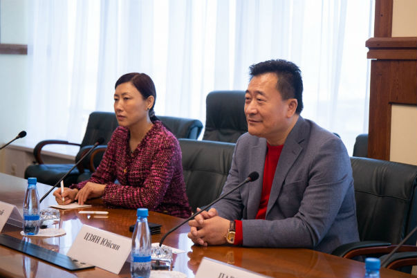 Chinese Investor Plans to Open a Cruise Line Between Vladivostok and Shenyang