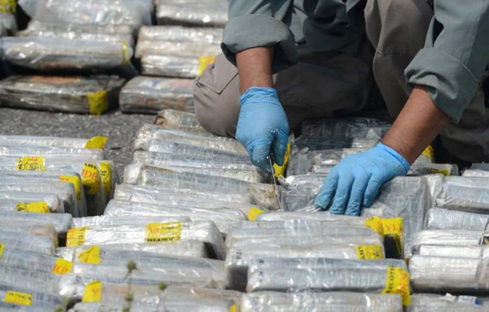 Confiscated in Peru 1,500 kilos of cocaine going to be shipped to Europe