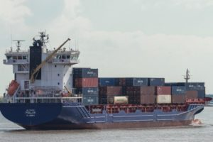 Container ship Pollux