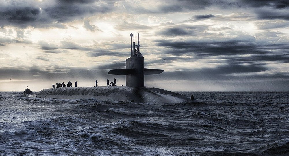 Dangerous game Russias black holes prevent British submarines from attacking Syria