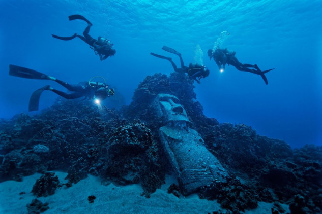 Dare to Visit this Mysterious Submarine Museum in Lanzarote