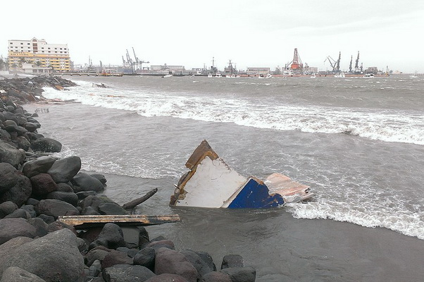 Decomposed Bodies Found on Vessel