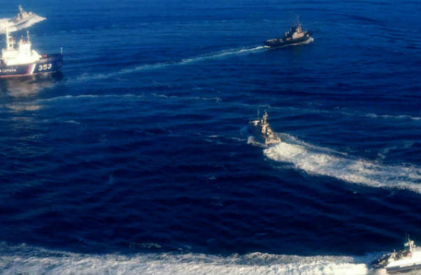 Detention Of Ukrainian Ships In The Crimean Waters: What Is Known At The Moment