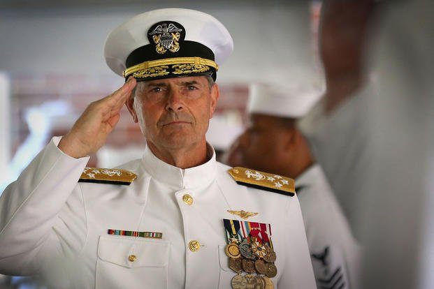 Donald Trump has appointed Admiral Bill Moran to be the next chief of naval operations