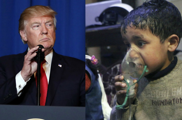 Donald Trump to decide in the next 48 hours how to punish the Assad regime