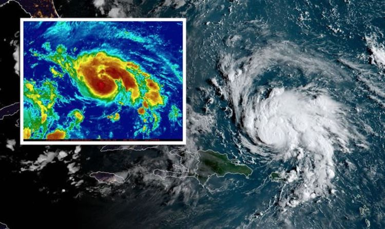 Dorian Could Be The Strongest Hurricane To Hit The East Coast Of Florida Since Andrew