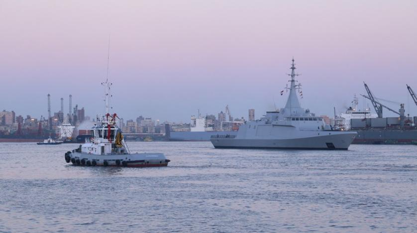 Egypt And France Initiate Military Exercises In The Mediterranean