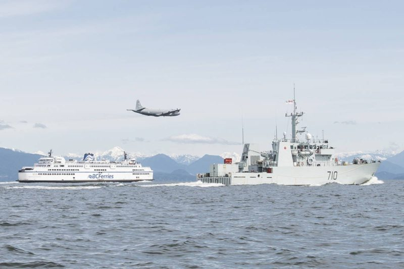 Exercise Salish Sea 2017