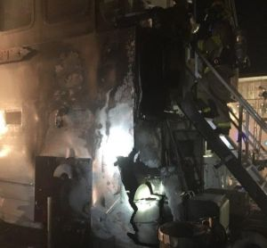 Coast Guard, Gulfport Fire Department extinguish fire aboard Coast Guard cutter