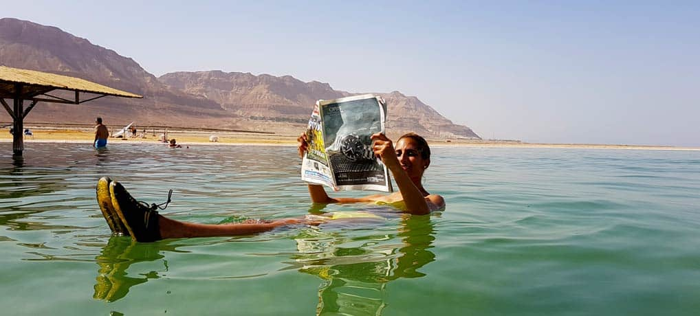 Five incredible mysteries of the Dead Sea
