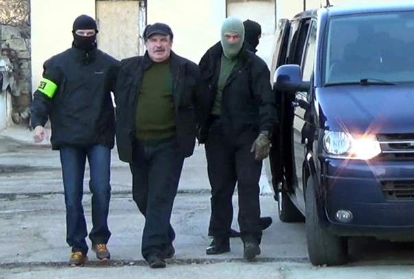 Former Officer of the Black Sea Fleet Received 14 Years in Prison for Spying for Ukraine