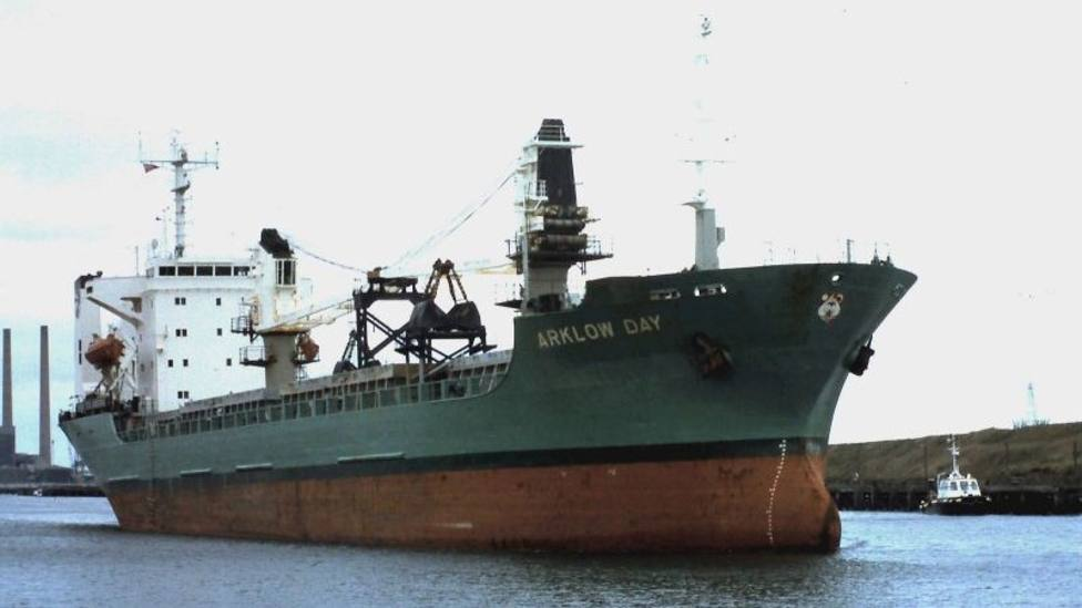 Freighter Ravaged By Strong Waves Injures Five Crew Members