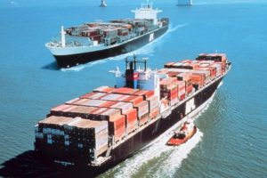 Global cargo shipping market