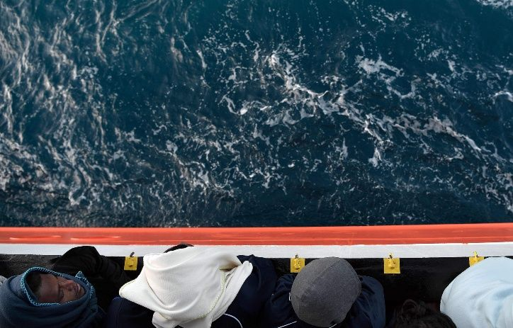 Group migrants prefer to die rather than return to Libya