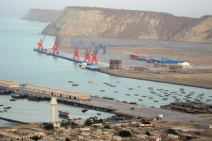 Gwadar in Pakistan