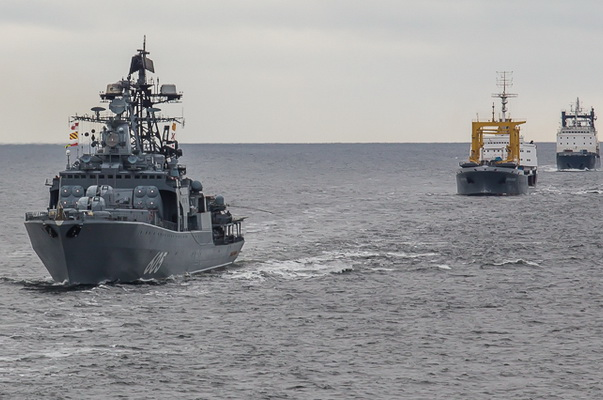 In Russia, the Rules of Passage of the Northern Sea Route by Foreign Ships