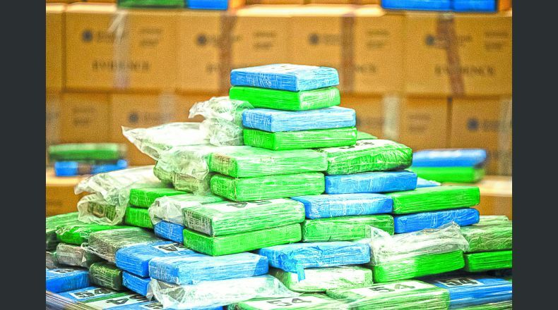 Increase In Cocaine Traffic At Atlantic Ports In The US