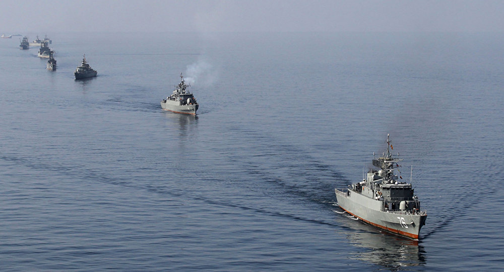 Iran Will Hold Naval Exercises in the Strait of Hormuz