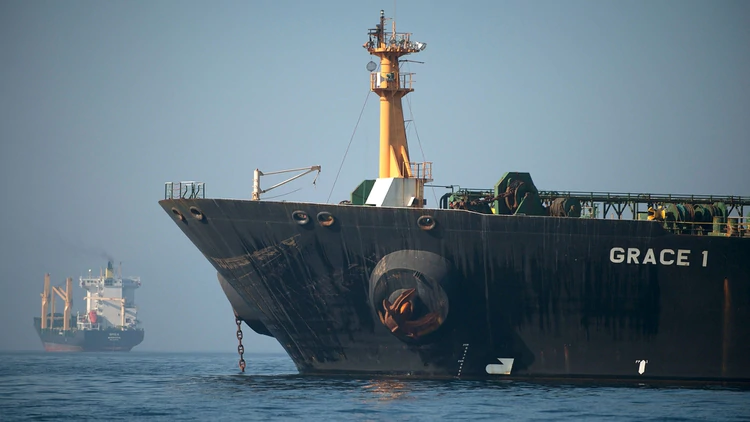 "Iran's Regime Warned Of ""Serious Consequences"" If The United States Captures The Tanker That Sailed From Gibraltar"