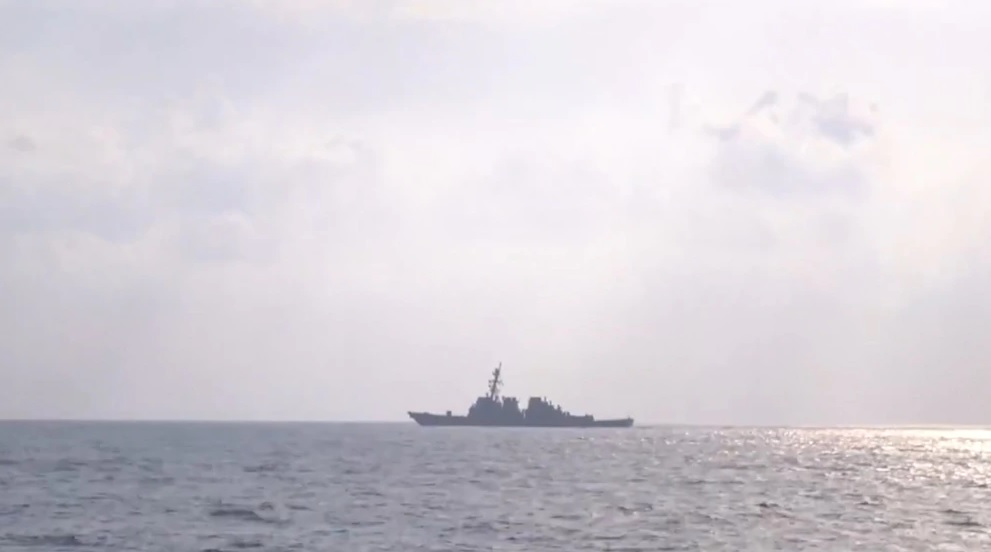 Israel Leads A Large Naval Maneuver In The Mediterranean Sea