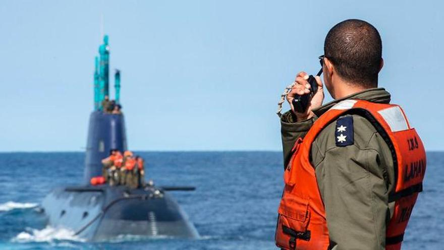 Israel's Navy Carries Out A Large-Scale Naval Exercise That Simulates Clashes In The North