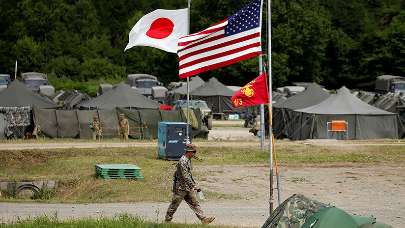 Japan Buys An Island For 147 Million Dollars So That The US Perform Military Exercises