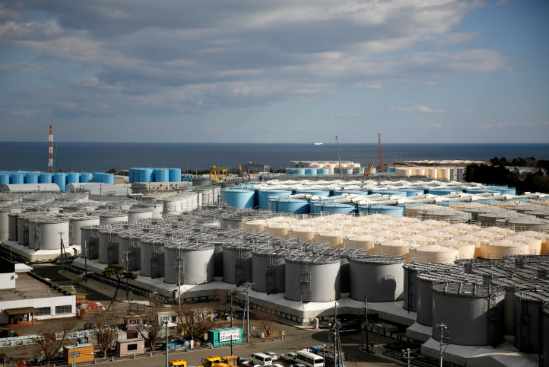 Japan Considers Dumping Radioactive Water From Fukushima Nuclear Power Plant Into The Sea