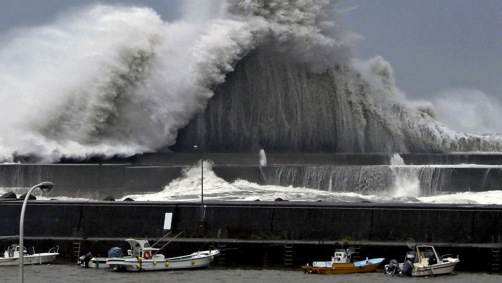 Japan Recovers from the Devastation of Typhoon Jebi