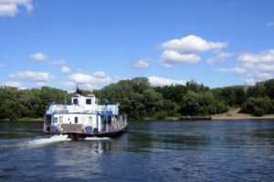 Korund ferry
