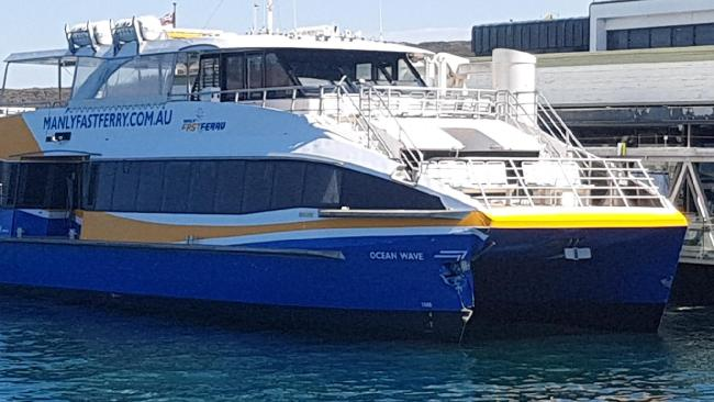 Manly Fast Ferry