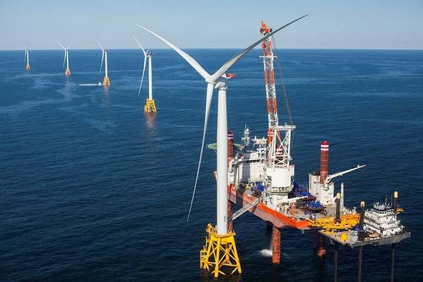 Marine Wind Power Will Reach 500 GW By 2050