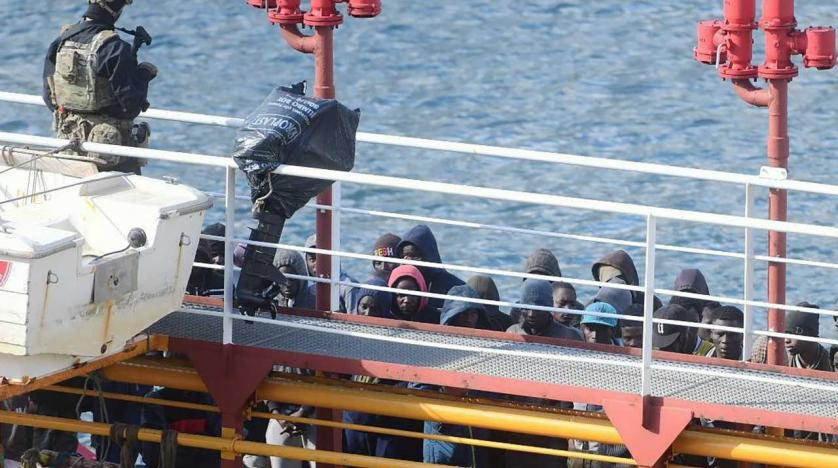 Migrants Hijack Ship That Rescued Them In The Mediterranean
