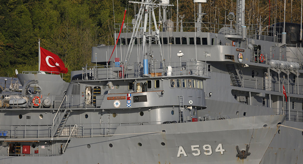 More Than 100 Military Ships Mobilized For The Largest Maneuvers in Turkey