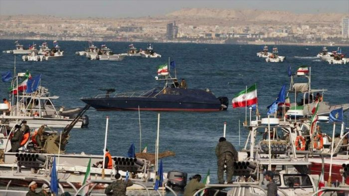 Naval Chief Of Iran We Monitor All Enemy Ships, Especially Those In The United States2