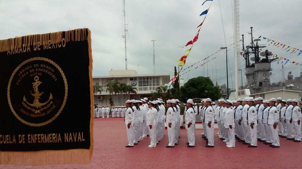 Navy Day in Mexico