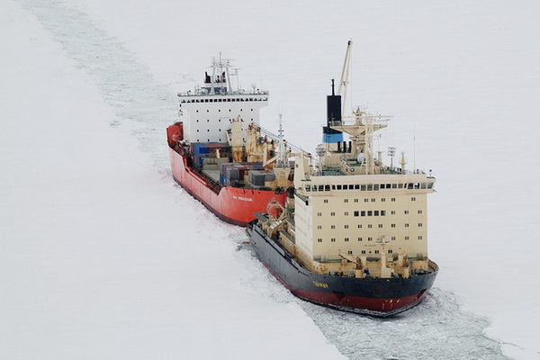Northern Sea Route: Russia Led the United States Out of the Game