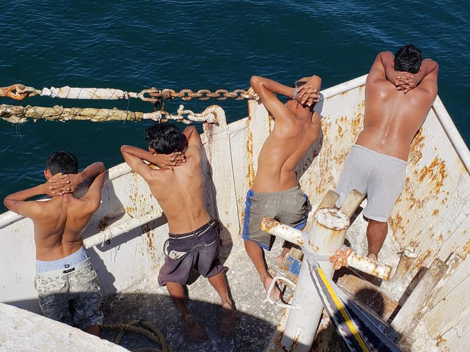 PIRATES OF THE MS-13: They Steal Seafood on the Coasts of La Union with Extreme Violence