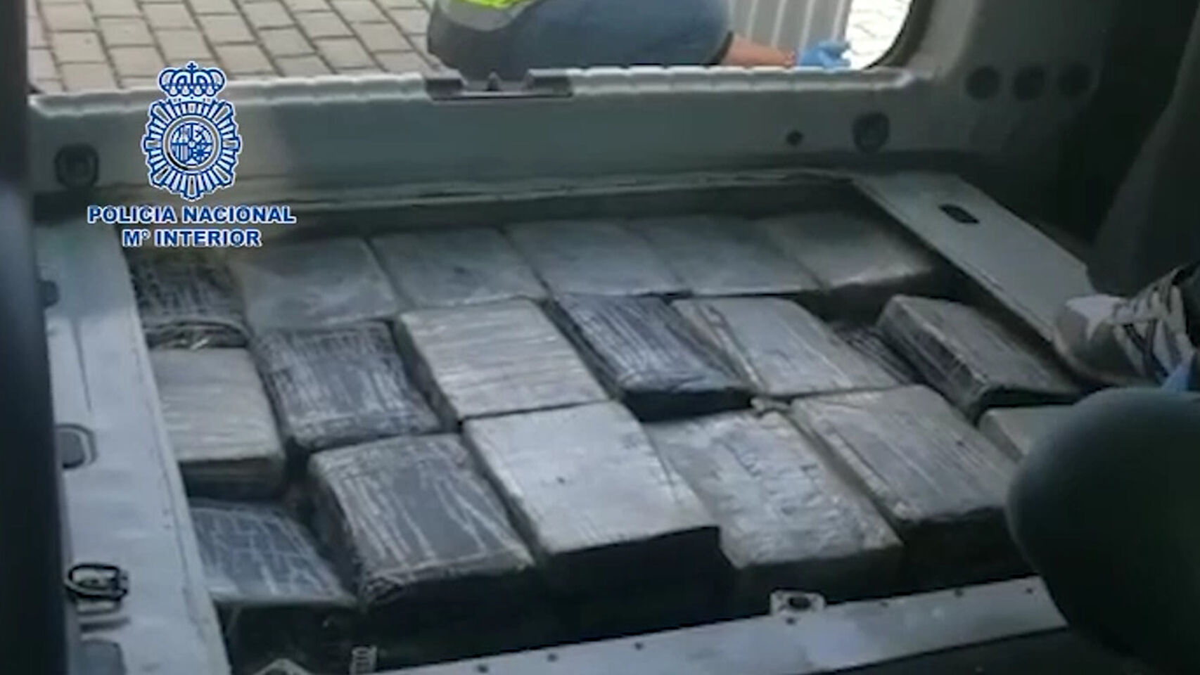 Police Intervene 150 kilos of Cocaine at the Station of Atocha, Madrid Travelling from Colombia