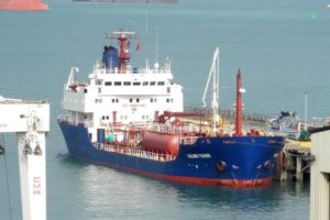 Product tanker Galway Fisher