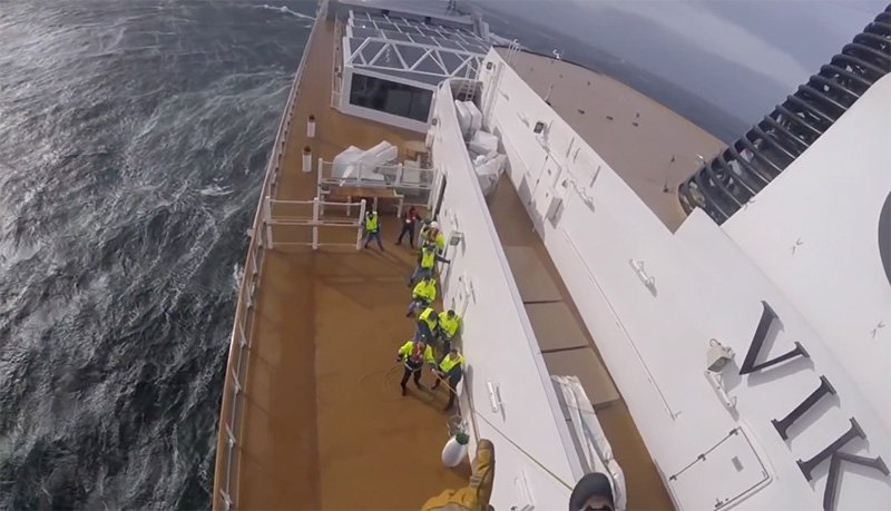 Relief and Questions After an Exceptional Sea Rescue in Norway