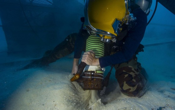 Rescue Pilot of World War II at the Bottom of the Sea,